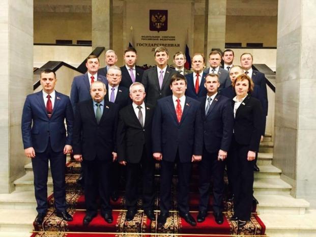 Делегация белорусского Парламента на Межпарламентских играх в Москве 2016