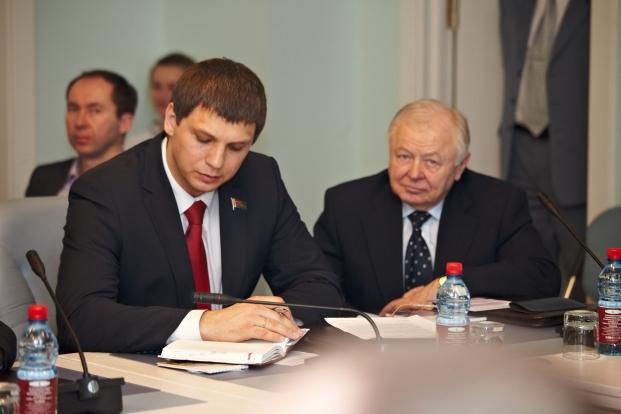 В.А.Девятовский принял участие в форуме по разработке Спортивного кодекса Республики Беларусь 2013 г.
