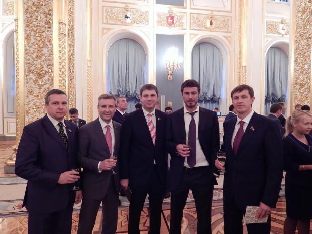 Межпарламентские игры-2013 г. Москва